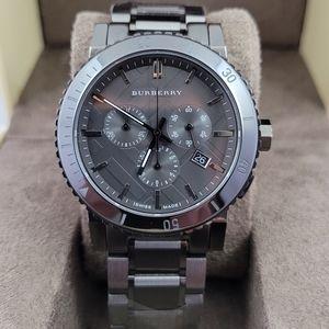 New Burberry BU9381 Chronograph Watch